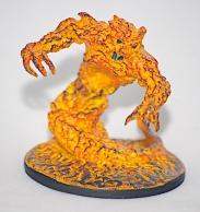 Fire Elemental D&D temple of elemental evil