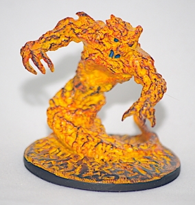 Fire Elemental D&D temple of elemental evil