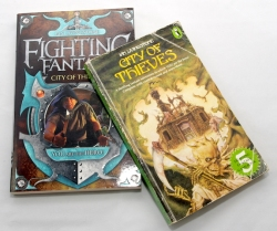 Fighting Fantasy City of thieves