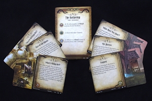 Arkham Horror: The Card Game - Acts and Agendas