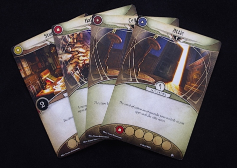 Arkham Horror: The Card Game - Locations