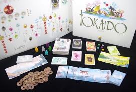 Tokaido Box Contents