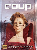 Coup Box Art