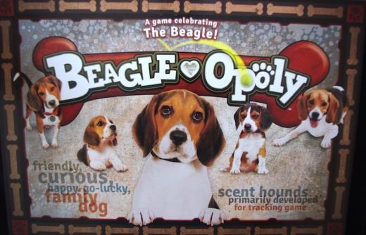 Beagle-opoly Box art
