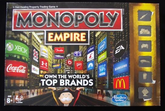 Monopoly Empire Box Art