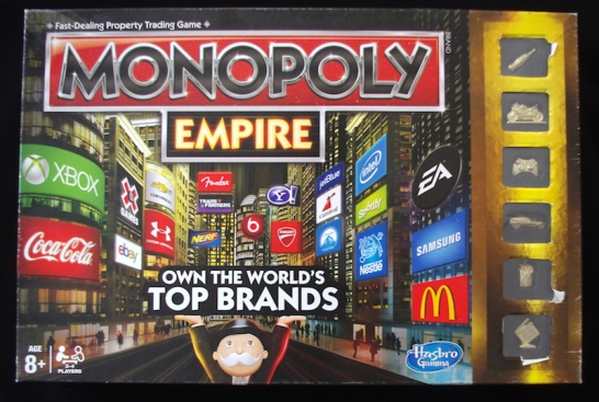 Monopoly Empire Box Art
