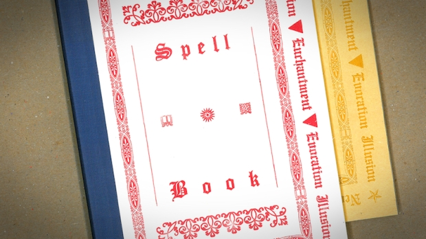 Spellbook: A Dungeons & Dragons Spellcasting Companion.