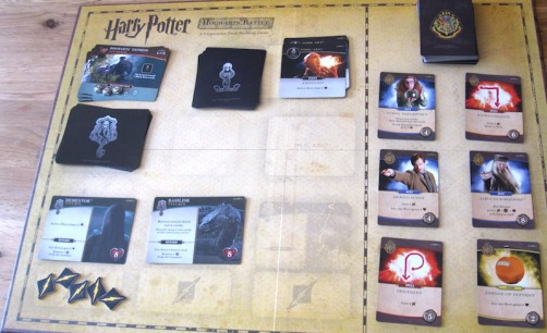Harry Potter: Hogwarts Battle Halfway through