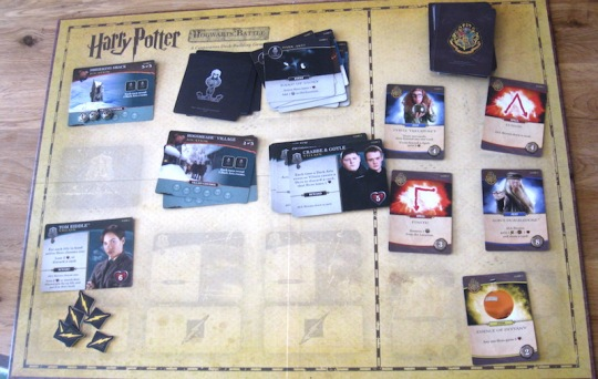 Harry Potter: Hogwarts Battle The End