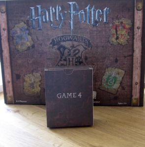 Harry Potter: Hogwarts Battle This one next