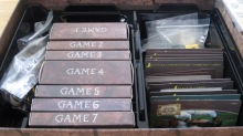 Harry Potter: Hogwarts Battle Box Inlay