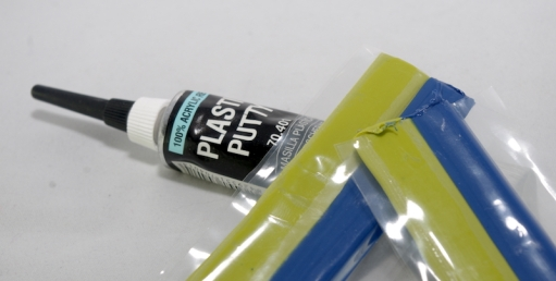 Plastic Putty & Green Stuff