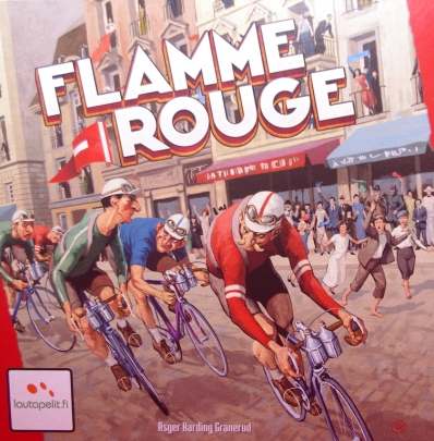 Flamme Rouge Box Art