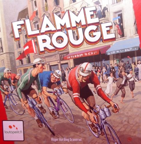 Flamme Rouge Box Art