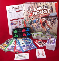 Flamme Rouge Contents