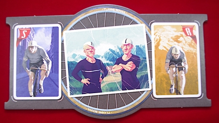 Flamme Rouge Player Board