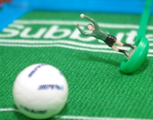 Subbuteo - A great save!