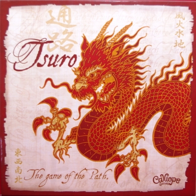 Tsuro Box art
