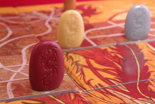 Tsuro In play