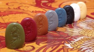 Tsuro - Marker Stones