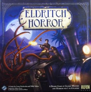 Eldritch Horror Box Art