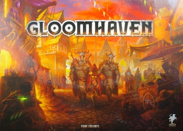 Gloomhaven Box Art