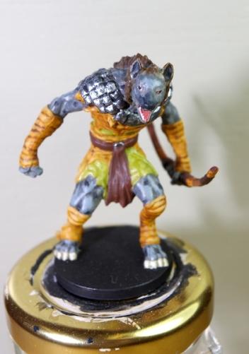 Temple of Elemental Evil: Gnoll Archer
