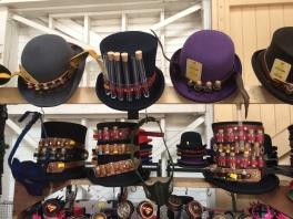 Steampunk - Hats