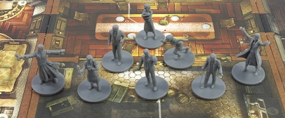 Mansions of Madness 2nd Edition Investigators