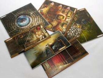 Mansions of Madness 2nd Edition Tiles