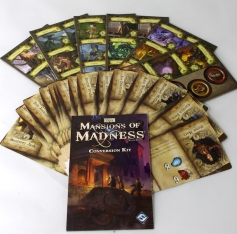 Mansions of Madness 2nd Edition Conversion kit