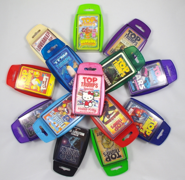 Top Trumps - various