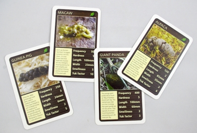 Plop Trumps - it's amazing what you can Learn