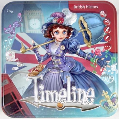 TimelineBritish History