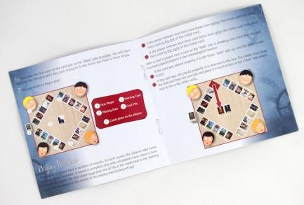 Timeline Rules booklet