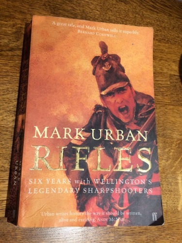 Rifles - Mark Urban