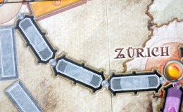 Ticket to Ride - Europe: Tunnels