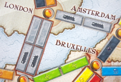 Ticket to Ride - Europe: Ferries