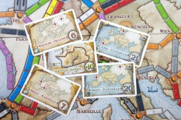 Ticket to Ride - Europe: Destination cards