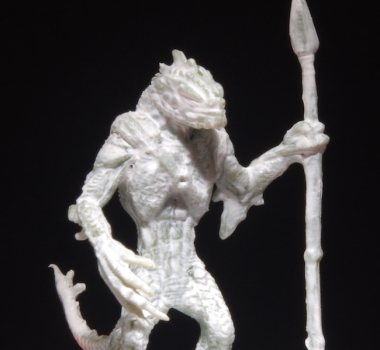 Troglodyte Primed white