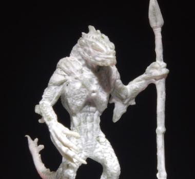 Troglodyte Primed white