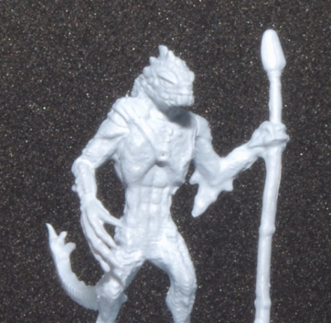 Troglodyte undercoated grey