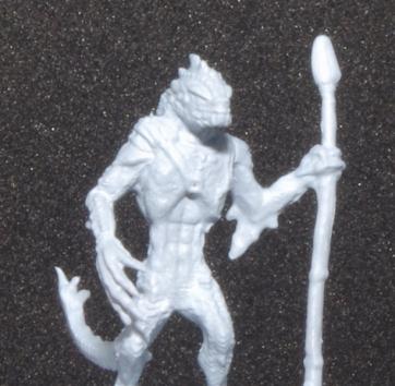 Troglodyte undercoated grey