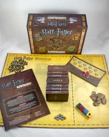 Harry Potter: Hogwarts Battle - Contents