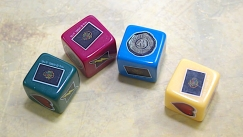 Harry Potter: Hogwarts Battle - Dice