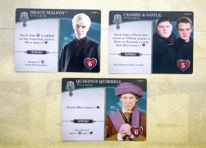Harry Potter: Hogwarts Battle - Villains