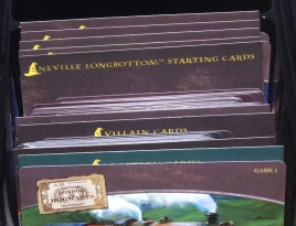 Harry Potter: Hogwarts Battle - Card Storage