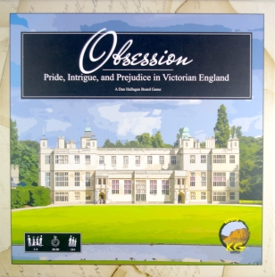 Obsession - Box art