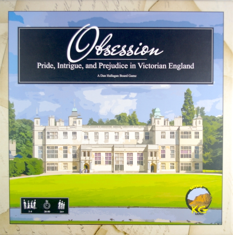 Obsession - Box art