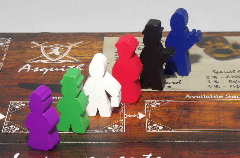 Obsession - Meeples
